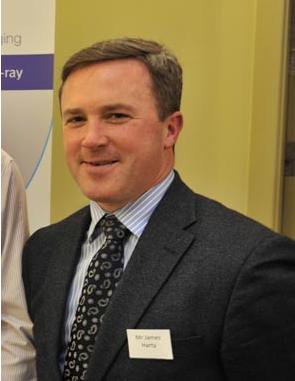 Professor James Harty